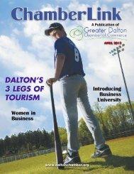 November 5-12, 2012 - Dalton-Whitfield Chamber of Commerce