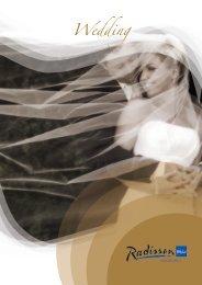 Wedding - Radisson Blu
