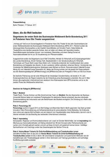 business plan wettbewerb nordbayern roth