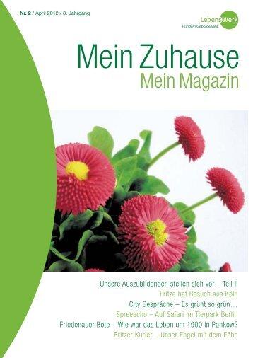 'Der Herr, mein Hirte führet mich'… - LebensWerk GmbH