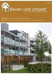 aktuelle Information und mehr - Institut für Umweltenergie UG