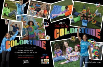 2012 Colortone Catalog
