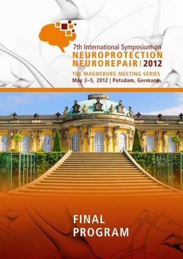 final Program - Neurorepair 2012