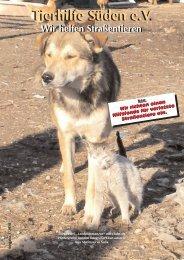 Tierhilfe Süden e.V. Tierhilfe Süden e.V.