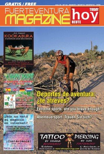 actualidad local - fuerteventura magazine hoy