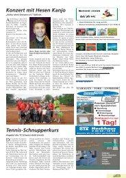 Linfo 05/2012 Teil 2 - Linnich