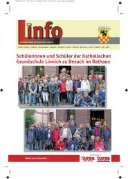 Linfo 09/2010 - Linnich