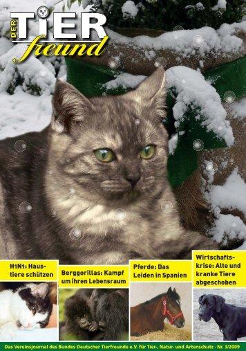 freund - Bund Deutscher Tierfreunde eV