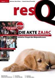 Offener Brief der Initiative gegen Welpendiscount an Zoo Zajac