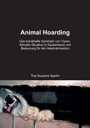 Animal Hoarding - Stiftung Tierärztliche Hochschule Hannover