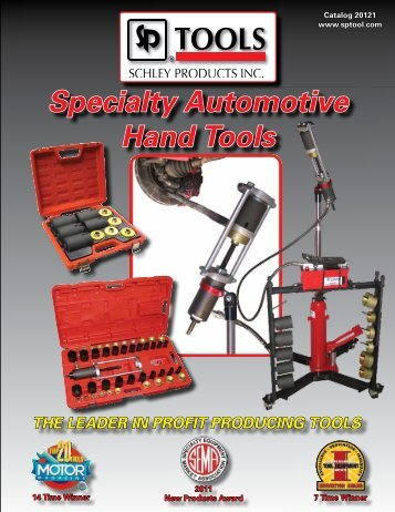 Specialty Automotive Hand Tools – SP Tools Schley Products