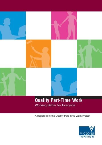 Quality Part-Time Work - ways2work