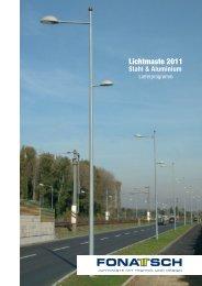 Lieferprogramm 2011 als PDF - Fonatsch