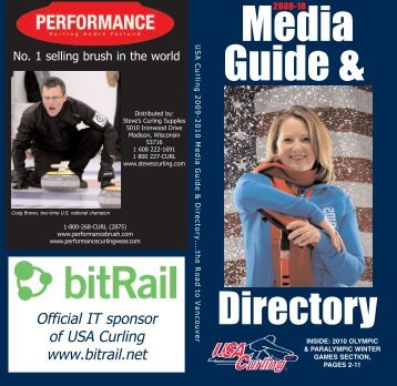 Official IT sponsor of USA Curling www.bitrail.net - United States ...