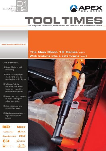 Tool Times 01_02-2012 - Apex Tool Group – Power Tools