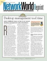 Desktop management tool time - LANDesk