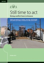 Still time to act - ReliefWeb