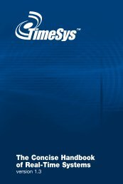 The Concise Handbook of Real-Time Systems - Electrical and ...