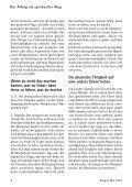 Der Alltag als spiritueller Weg - Gemeinnützige Treuhandstelle ... - Seite 6
