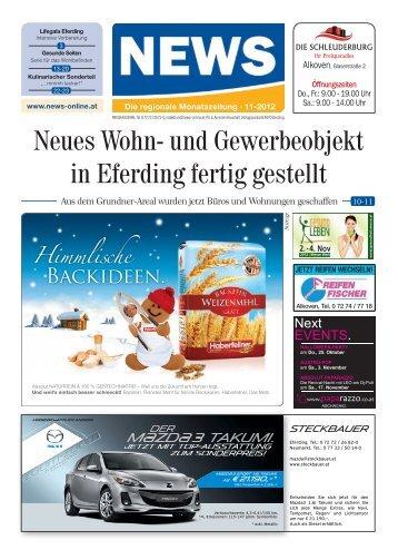16.11.2012 Redaktions - NEWS-ONLINE.at