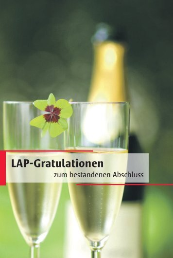 LAP-Gratulationen - Wochen-Post