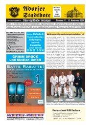 GRIMM DRUCK und Medien GmbH