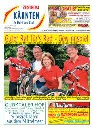 Ausgabe 05.2006 (PDF-Format, ca. 2,1 MB - Zentrum Kärnten in ...