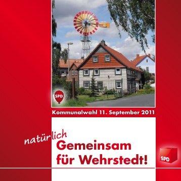 Wehrstedt - SPD-Stadtverband Bad Salzdetfurth