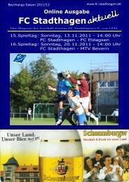 Helmut Nitsche - FC Stadthagen