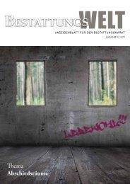 Ausgabe 2011-01 - Agentur Erasmus A. Baumeister