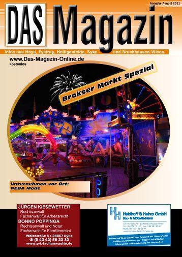Ausgabe August 2011