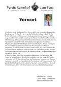 Vorwort - Reiterhof zum Penz - Seite 6