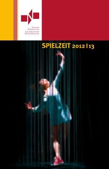 spielzeitheft_2012_1.. - Theater Nordhausen