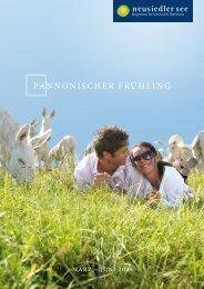 PANNONISCHER FRüHLING - Neusiedler See