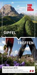 GIPFEL TREFFEN - Tiscover