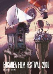 Catalogo IX edizione - Euganea Film Festival