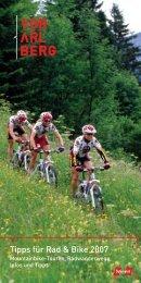 Tipps für Rad & Bike 2007 - Tiscover