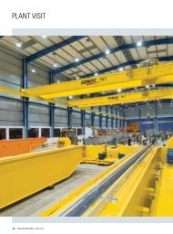 Handling With Care - Demag Cranes & Components