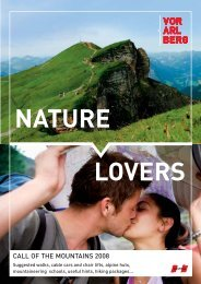 nature lovers - Tiscover