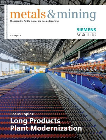 Issue 2009 | 3 (10 MB) - Siemens Industry, Inc.