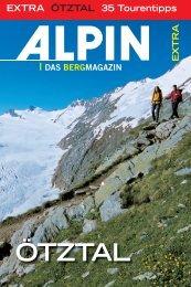 Die Ötztaler Berge im Wandel der Zeit - Alpin.de