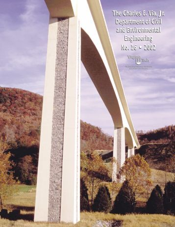 Annual Report Year 2002 - Civil and Environmental Engineering ...