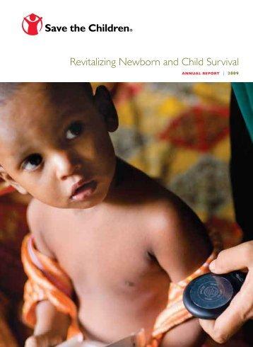 Annual Report 2009 - Save the Children