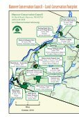 Hanover Conservation Council - Hanover Conservancy - Page 6