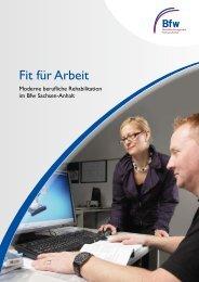 Fit für Arbeit - Berufsförderungswerk Sachsen-Anhalt