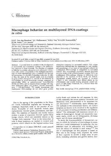 View - Materials Technology