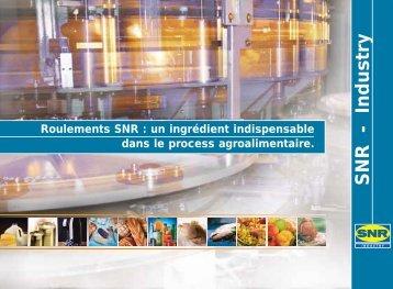 SNR - Industry - Ntn-snr.com