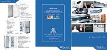 Télécharger le catalogue général INDESIT - Electrostar