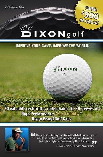 El XO Ngolf - Green Fund Raising Golf Promotion