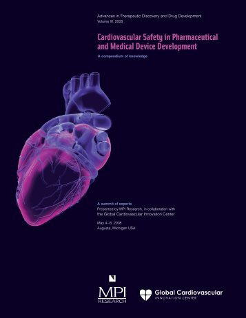 Cardiovascular Safety in Pharmaceutical and Medical Device ...